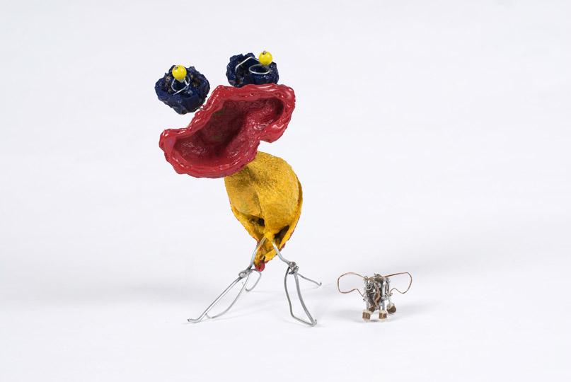 Avokado (mit Minifant)